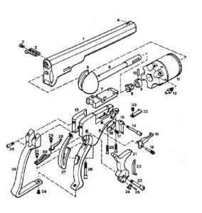 Design Scheme for a Patterson Colt